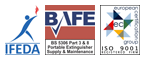 IFEDA, BAFE and ISO 9001 Certificates