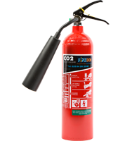 Carbon Dioxide (CO2) Extinguisher